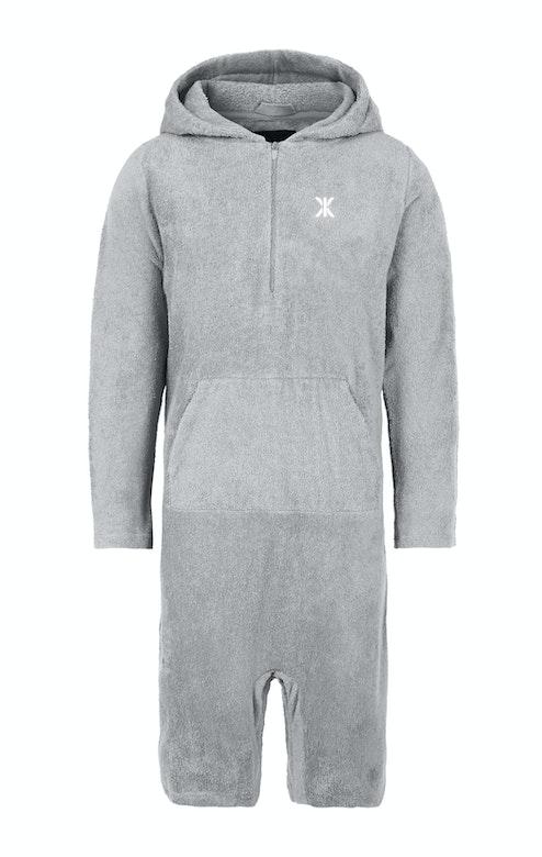 Onepiece Towel Jumpsuit Grey