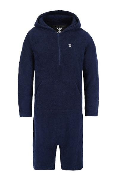 Onepiece Towel Jumpsuit Bleu marine