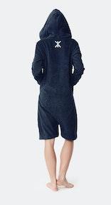 Onepiece Towel Jumpsuit Navy