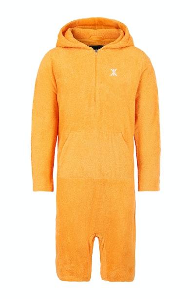 Onepiece Towel Jumpsuit Orange
