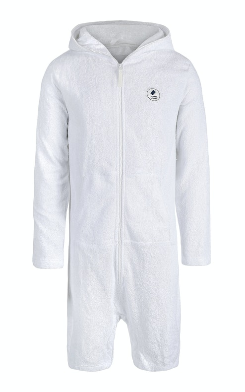Onepiece Towel Club x Onepiece Towel Jumpsuit White