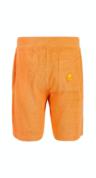 Onepiece Towel Shorts Bleached Mango
