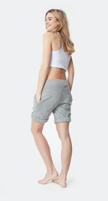 Onepiece Towel Shorts Grey