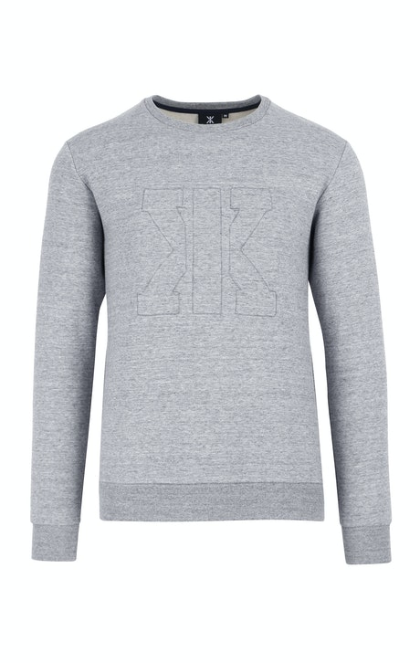 Onepiece Track Sweater Grau