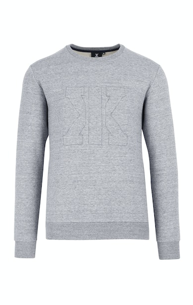 Onepiece Track Sweater Gris