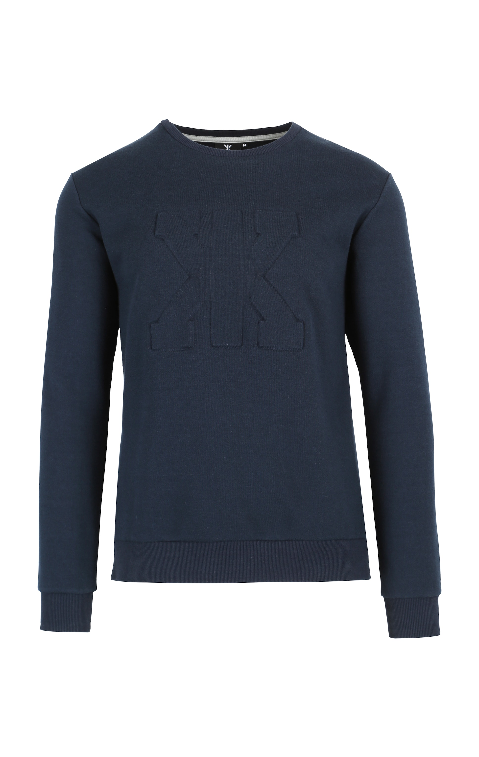 Track Sweater Navy