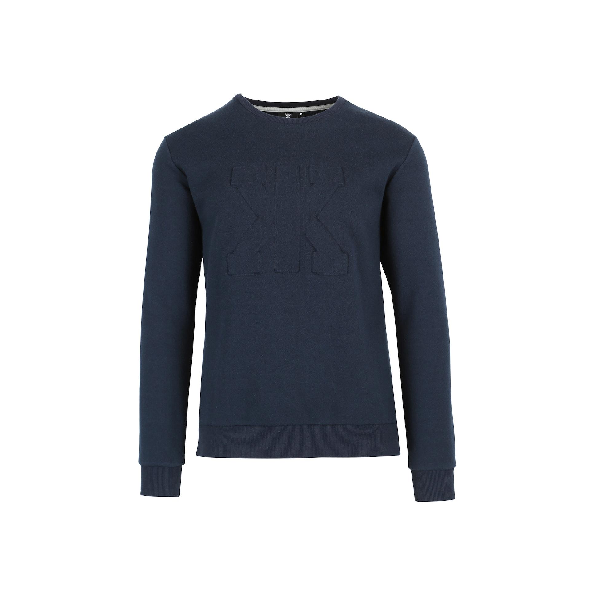 Track Sweater Navy