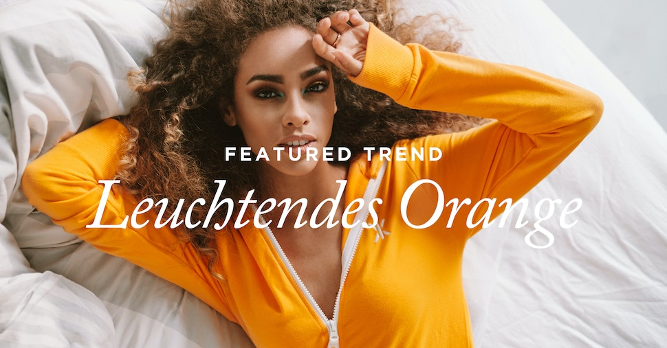 Featured Trend Orange Onepiece Onesies Jumpsuits