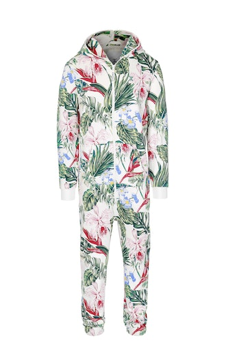 Onepiece Tropicana Jumpsuit Off-white