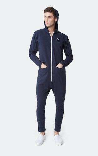 Onepiece Uno Jumpsuit Navy