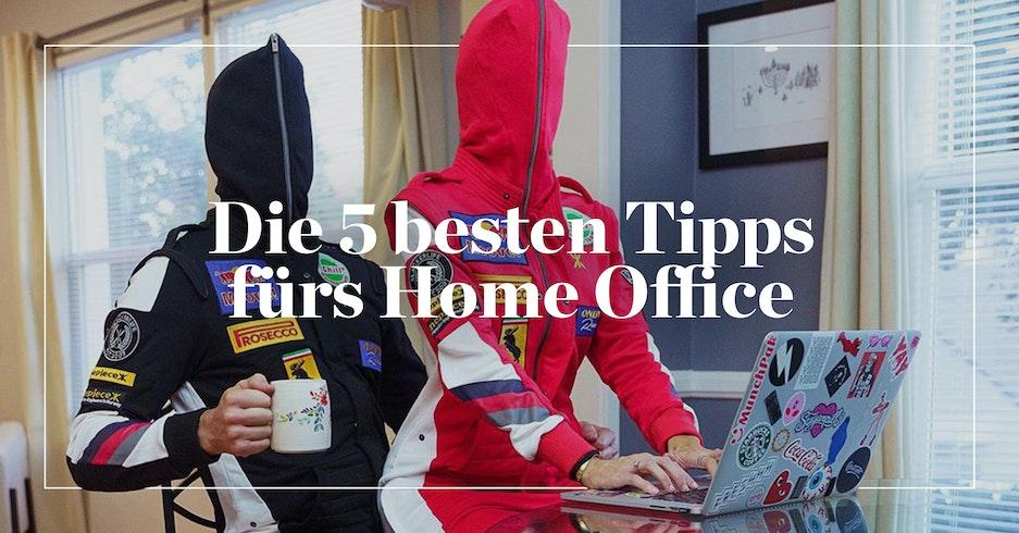 UNSERE 5 BESTEN TIPPS FÜRS HOME OFFICE | ONEPIECE