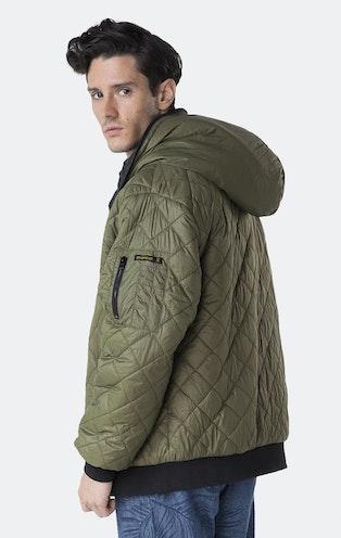 Onepiece Urban Jacket Army