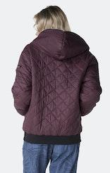 Onepiece Urban Jacket Burgundy