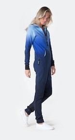 Onepiece Vintage Sunset Jumpsuit Blue