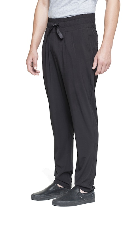 Onepiece Wave Pant Black