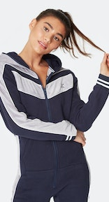 "Onepiece ""Sporty"" Sofa Sunday Jumpsuit Navy"