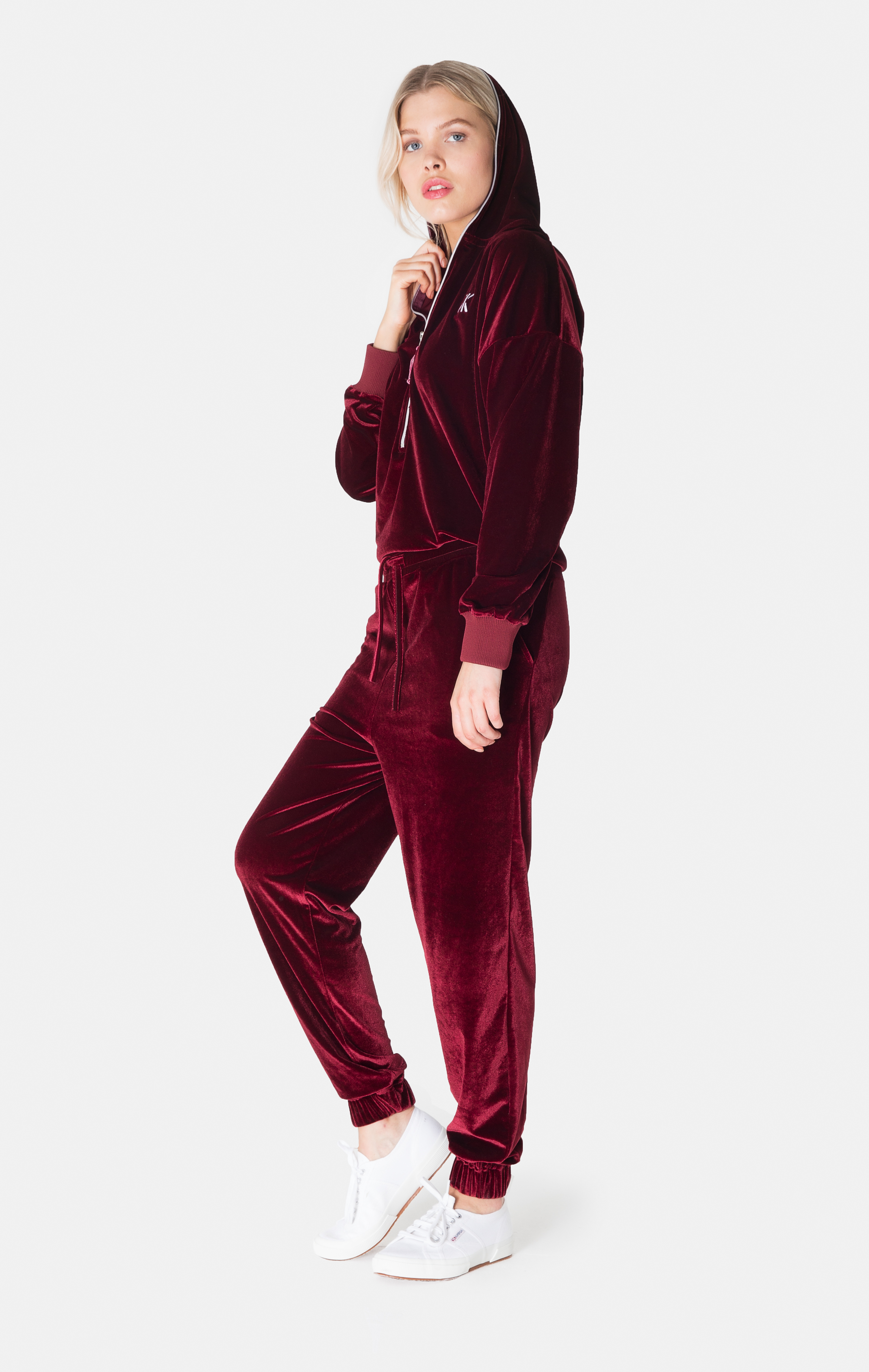 a16ccc23a7b Womens velour jumpsuit red jpg 314x578 Velour rompers for women