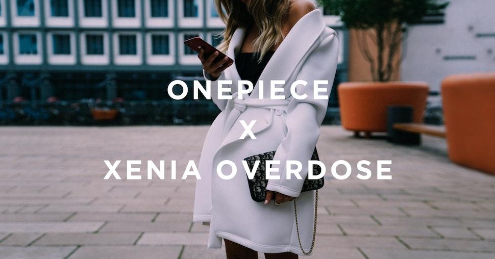 Xenia Overdose Jumpsuit Onepiece Onesies